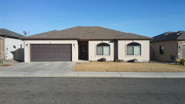 672 Muirfield Drive, Grand Junction, CO 81504 (MLS #20190677) :: The Christi Reece Group