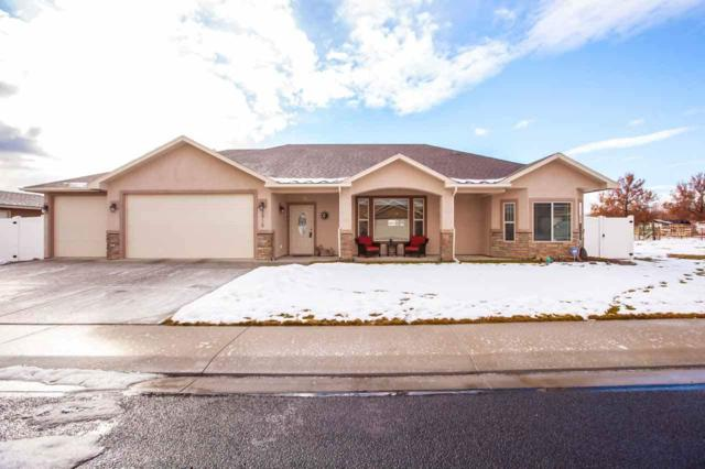 2915 Brook View Lane, Grand Junction, CO 81503 (MLS #20190680) :: The Grand Junction Group