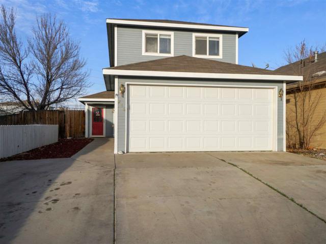 248 Beaver Street, Grand Junction, CO 81503 (MLS #20190691) :: The Grand Junction Group