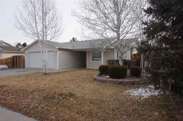412 1/2 Wood Duck Drive, Grand Junction, CO 81504 (MLS #20190732) :: The Christi Reece Group