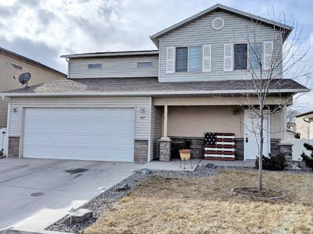 667 Alexia Court, Grand Junction, CO 81505 (MLS #20190750) :: The Christi Reece Group