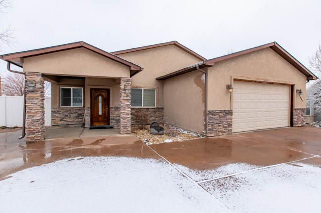 2902 Kaylee Court, Grand Junction, CO 81504 (MLS #20190753) :: The Christi Reece Group