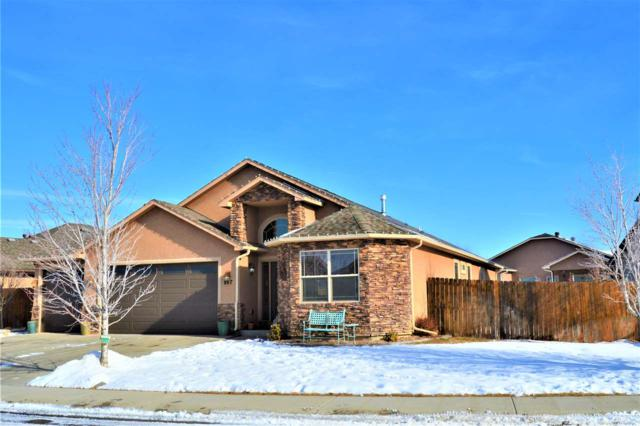 857 St Peppin Drive, Fruita, CO 81521 (MLS #20190771) :: The Grand Junction Group