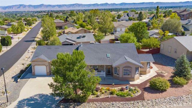 920 Crown Court, Fruita, CO 81521 (MLS #20190778) :: The Grand Junction Group