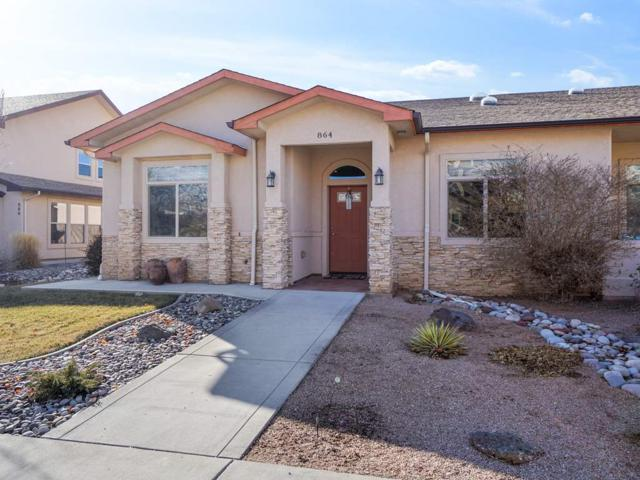 864 Montclair Drive, Palisade, CO 81526 (MLS #20190781) :: The Grand Junction Group
