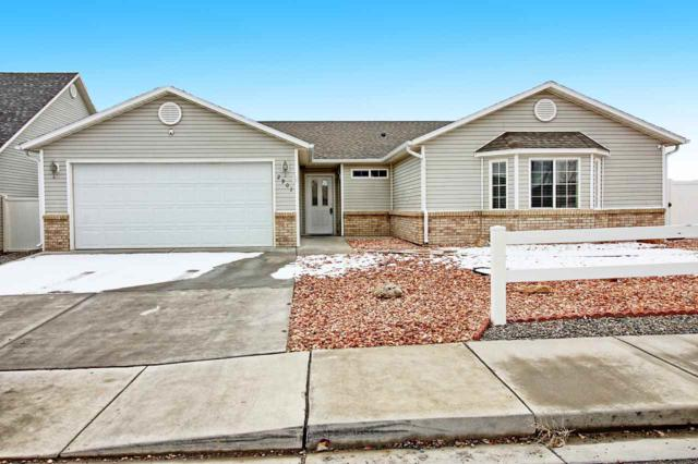 2901 Brodick Way, Grand Junction, CO 81504 (MLS #20190782) :: The Christi Reece Group