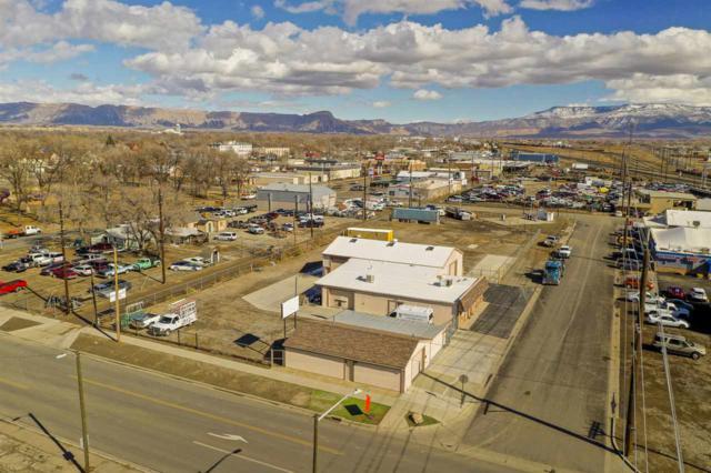 914 South Avenue, Grand Junction, CO 81501 (MLS #20190789) :: CapRock Real Estate, LLC