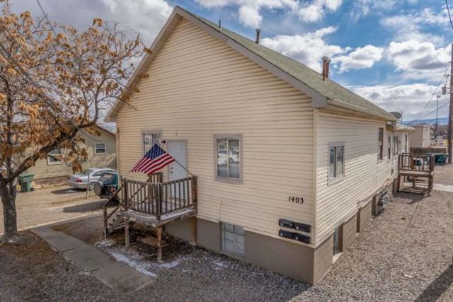 1403 Glenwood Avenue, Grand Junction, CO 81501 (MLS #20190791) :: CapRock Real Estate, LLC