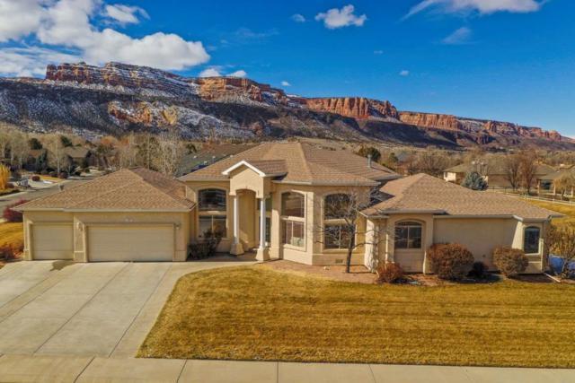 391 Talus Lane, Grand Junction, CO 81507 (MLS #20190795) :: CapRock Real Estate, LLC