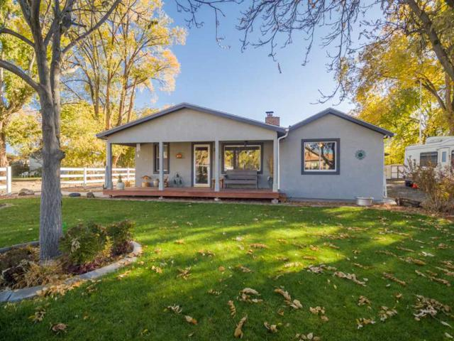 282 Coulson Drive, Grand Junction, CO 81503 (MLS #20190796) :: CapRock Real Estate, LLC