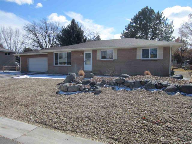 2107 Yellowstone Road, Grand Junction, CO 81507 (MLS #20190802) :: CapRock Real Estate, LLC