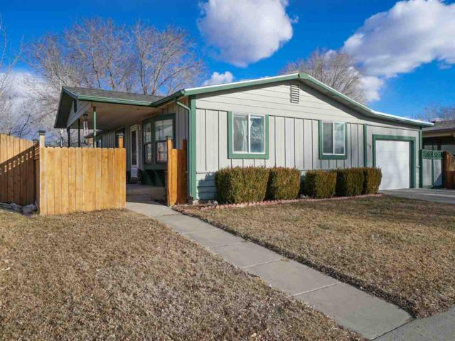 418 Glendale Way, Grand Junction, CO 81504 (MLS #20190803) :: The Christi Reece Group