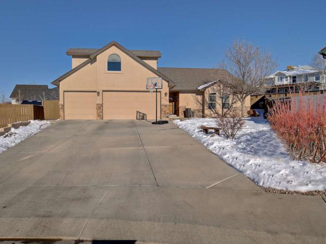 2622 Wisteria Court, Grand Junction, CO 81506 (MLS #20190818) :: The Christi Reece Group