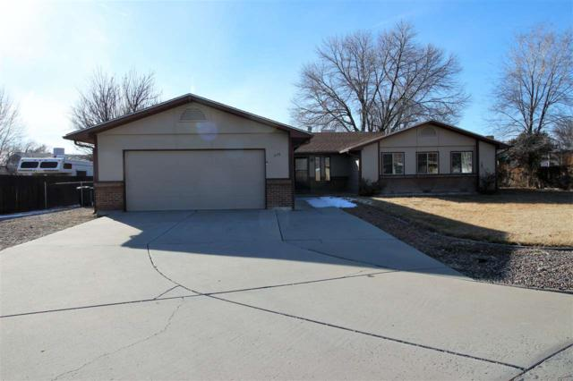579 Ronlin Street, Grand Junction, CO 81504 (MLS #20190860) :: The Grand Junction Group with Keller Williams Colorado West LLC