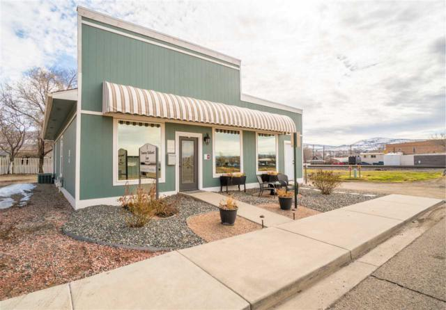 117 S Main Street, Palisade, CO 81526 (MLS #20190957) :: The Grand Junction Group
