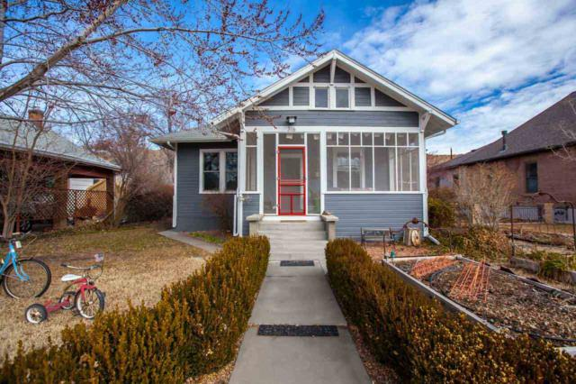 316 W 5th Street, Palisade, CO 81526 (MLS #20190978) :: The Grand Junction Group