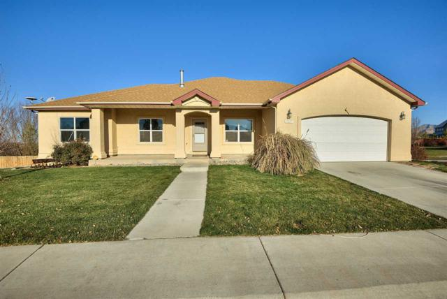 891 Baywood Court, Grand Junction, CO 81506 (MLS #20191022) :: The Grand Junction Group with Keller Williams Colorado West LLC