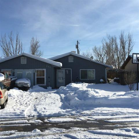 247 E Raven Avenue, Rangely, CO 81648 (MLS #20191054) :: The Grand Junction Group