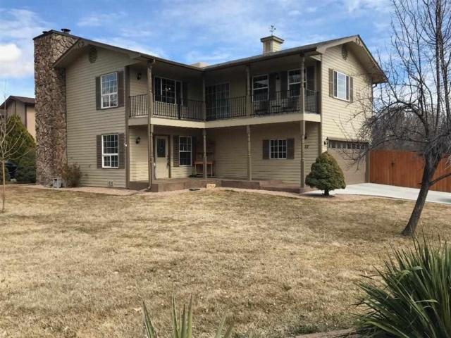 552 Rio Oso Lane, Grand Junction, CO 81507 (MLS #20191182) :: The Grand Junction Group with Keller Williams Colorado West LLC
