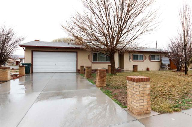 273 W Parkview Drive, Grand Junction, CO 81503 (MLS #20191249) :: The Grand Junction Group with Keller Williams Colorado West LLC