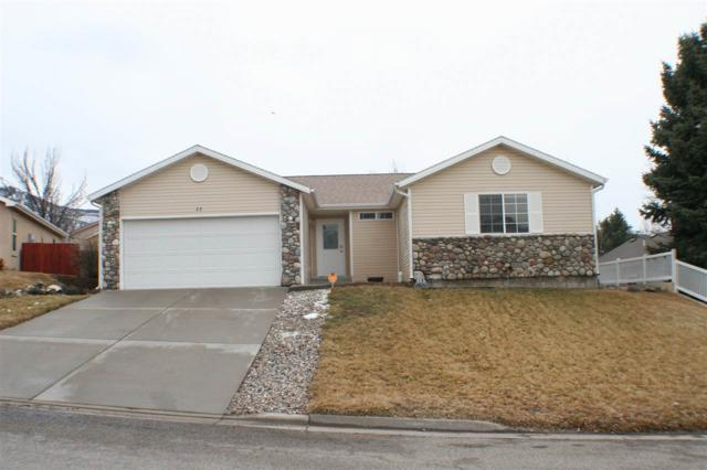 22 Willow View Way, Battlement Mesa, CO 81635 (MLS #20191250) :: The Grand Junction Group with Keller Williams Colorado West LLC