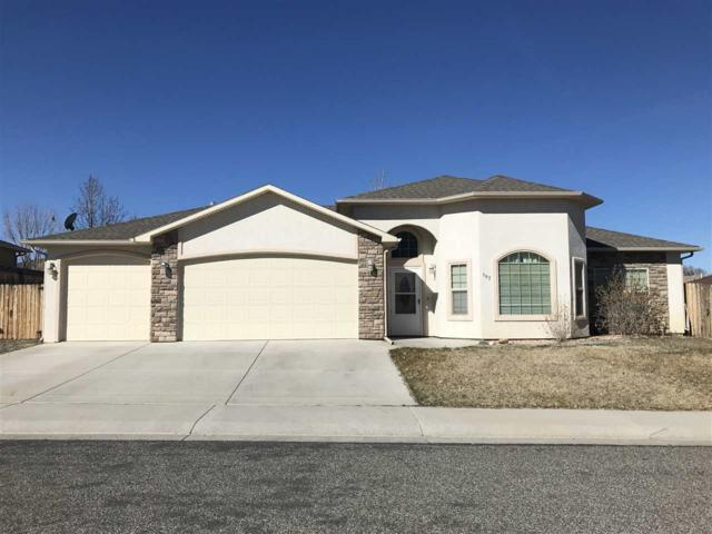 187 Country Ridge Road, Grand Junction, CO 81503 (MLS #20191262) :: The Christi Reece Group