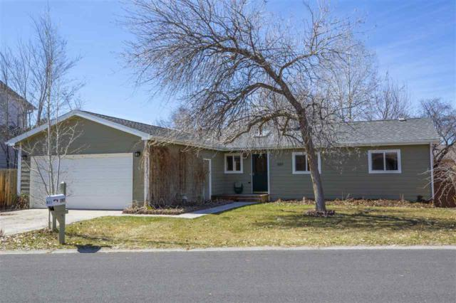 597 Catskill Court, Grand Junction, CO 81507 (MLS #20191269) :: The Christi Reece Group
