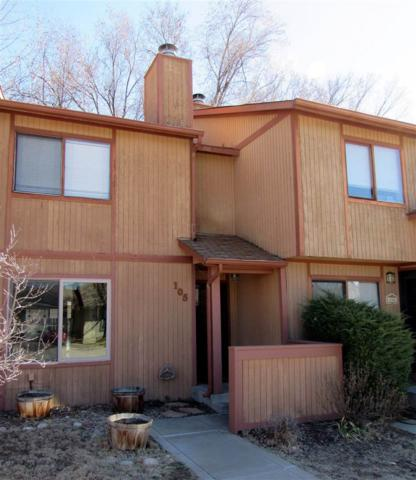 1305 Wellington Court #105, Grand Junction, CO 81501 (MLS #20191278) :: The Christi Reece Group