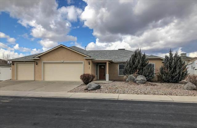 195 Sun Hawk Drive, Grand Junction, CO 81503 (MLS #20191281) :: The Christi Reece Group