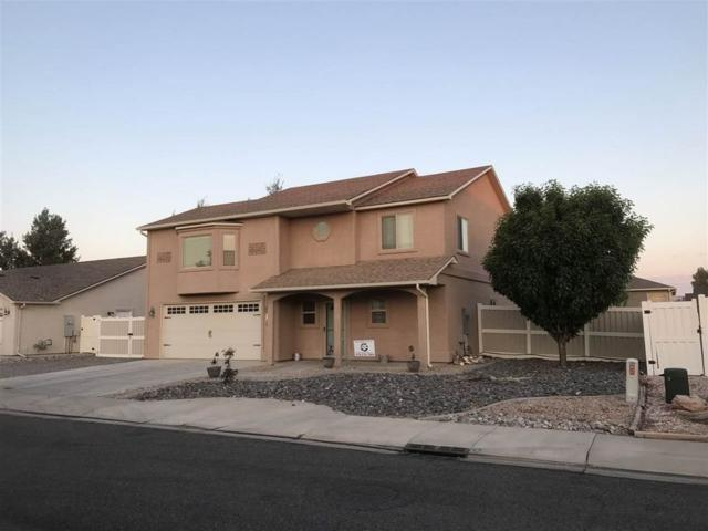 287 Gill Creek Court, Grand Junction, CO 81503 (MLS #20191284) :: The Christi Reece Group