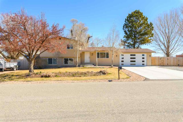 534 Village Way, Grand Junction, CO 81507 (MLS #20191288) :: The Christi Reece Group