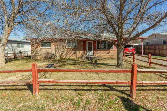 310 Zuni Drive, Grand Junction, CO 81503 (MLS #20191292) :: The Christi Reece Group