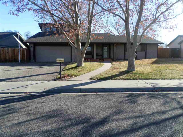 2752 Spring Valley Circle, Grand Junction, CO 81506 (MLS #20191293) :: The Christi Reece Group