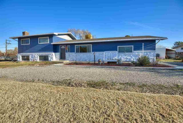 2268 Tiffany Drive, Grand Junction, CO 81507 (MLS #20191307) :: The Christi Reece Group