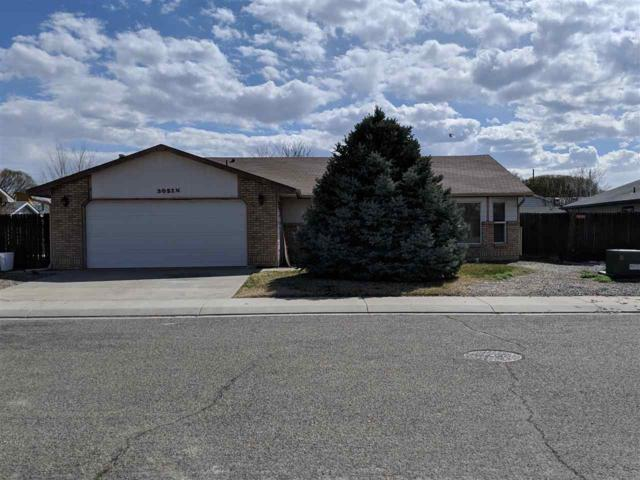 3051 1/2 Albers Drive, Grand Junction, CO 81504 (MLS #20191314) :: The Christi Reece Group