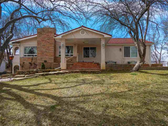 412 Country Club Park Road, Grand Junction, CO 81507 (MLS #20191317) :: The Christi Reece Group