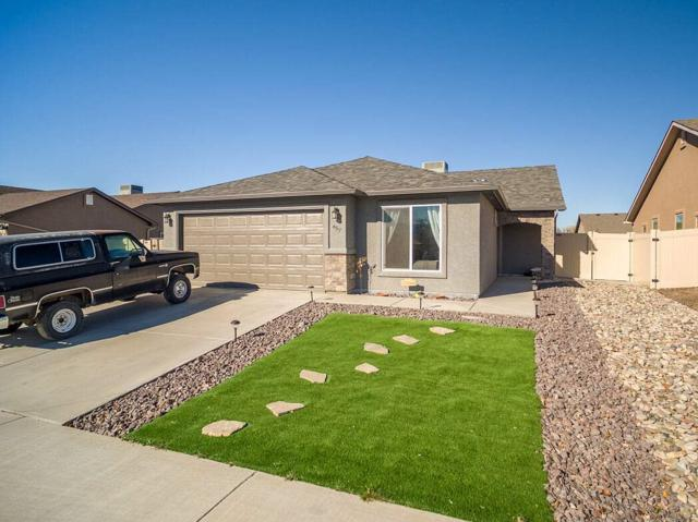 457 Dodge Street, Grand Junction, CO 81504 (MLS #20191345) :: The Grand Junction Group