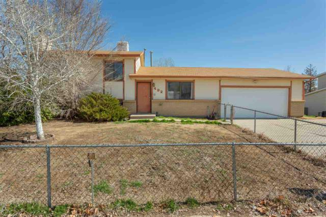 492 Fruitwood Drive, Grand Junction, CO 81504 (MLS #20191367) :: The Grand Junction Group