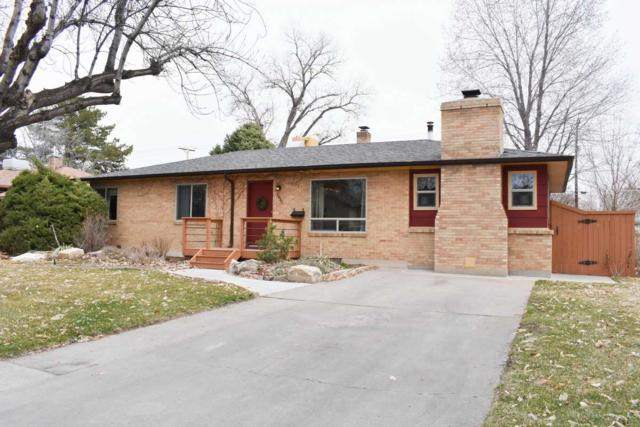 2020 N 6th Street, Grand Junction, CO 81501 (MLS #20191379) :: The Grand Junction Group
