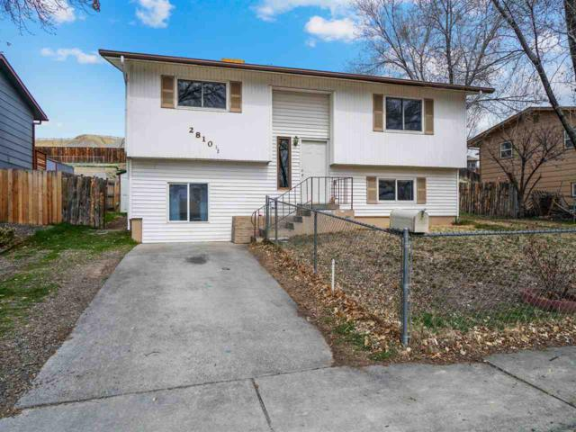 2810 1/2 Bookcliff Avenue, Grand Junction, CO 81501 (MLS #20191403) :: The Grand Junction Group