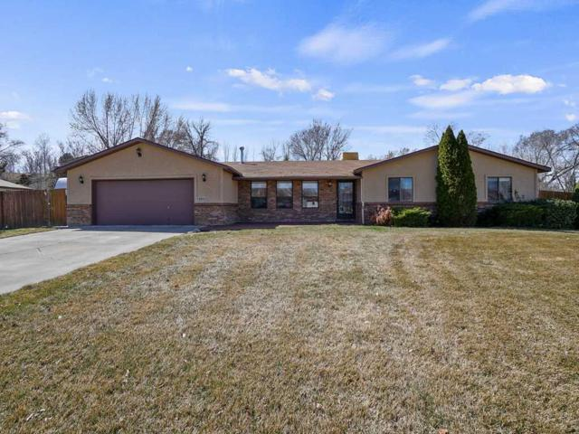 2669 Caribbean Drive, Grand Junction, CO 81506 (MLS #20191413) :: The Grand Junction Group