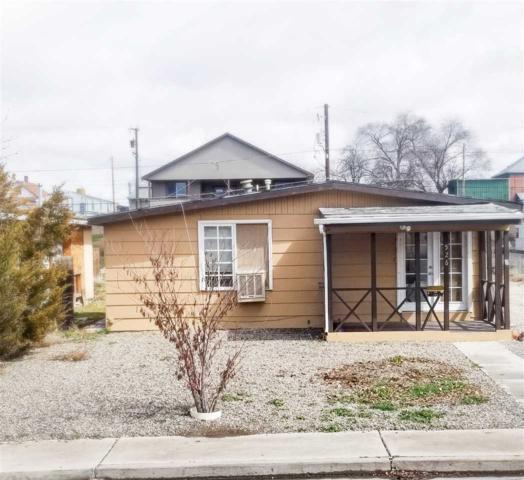 526 Rockaway Avenue, Grand Junction, CO 81501 (MLS #20191422) :: The Grand Junction Group
