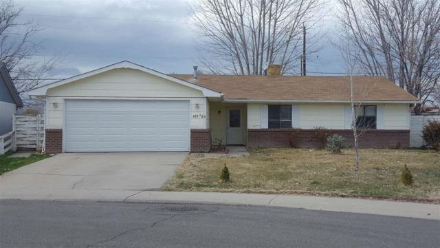 437 1/2 Osage Circle, Grand Junction, CO 81504 (MLS #20191424) :: The Grand Junction Group