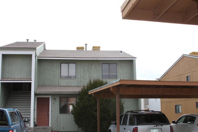 1102 E Carolina Avenue #10, Fruita, CO 81521 (MLS #20191428) :: The Grand Junction Group