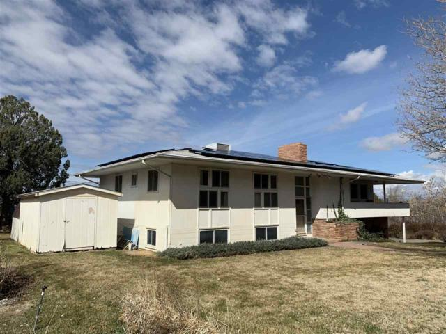 608 26 1/2 Road, Grand Junction, CO 81506 (MLS #20191431) :: The Grand Junction Group
