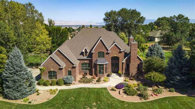 678 Independence Valley Drive, Grand Junction, CO 81507 (MLS #20191484) :: CapRock Real Estate, LLC