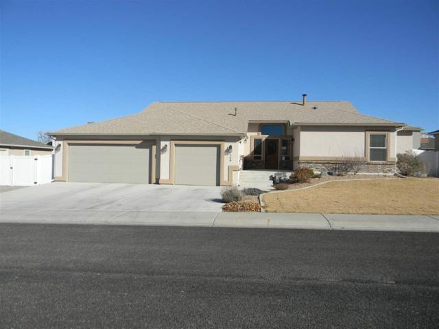 168 Winter Hawk Drive, Grand Junction, CO 81503 (MLS #20191506) :: The Grand Junction Group with Keller Williams Colorado West LLC