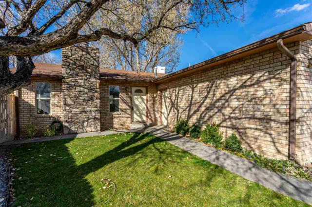 607 Arapahoe Way, Grand Junction, CO 81504 (MLS #20191706) :: The Grand Junction Group with Keller Williams Colorado West LLC