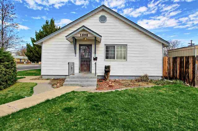 1502 Elm Avenue, Grand Junction, CO 81501 (MLS #20191708) :: The Grand Junction Group with Keller Williams Colorado West LLC