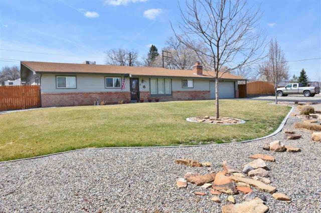 2383 Sayre Drive, Grand Junction, CO 81507 (MLS #20191744) :: CapRock Real Estate, LLC